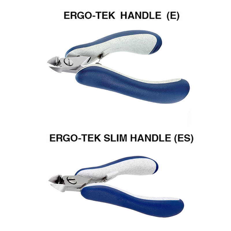 Ergo-tek Cutters with Oval Heads