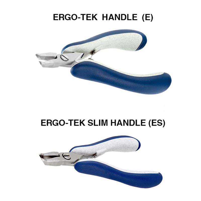 Ergo-tek Cutters with Oblique Heads